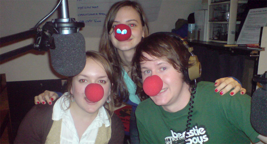 Student Radio Tim Johns Fundraising Comic Relief
